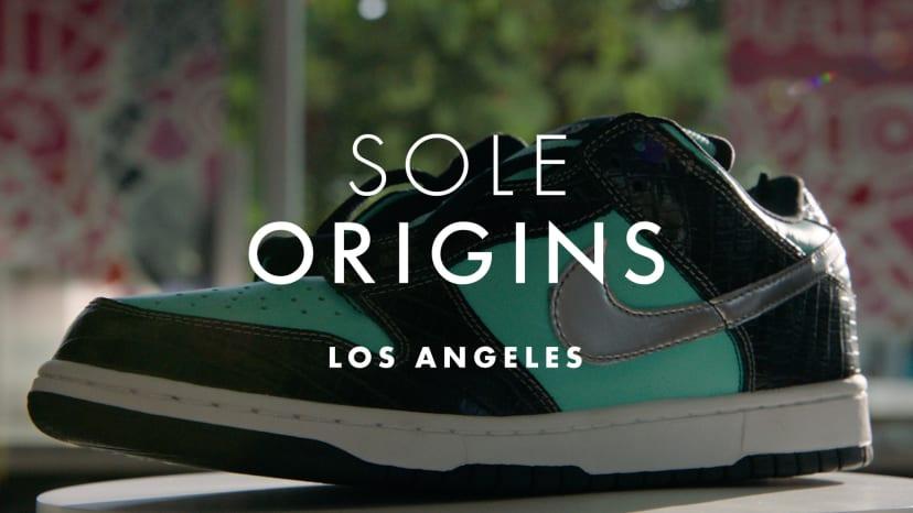 Los Angeles' Sneaker Rise in Skateboarding Culture   Sole Origins