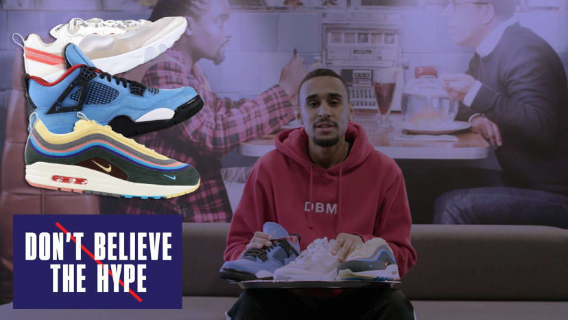 Complex Staffers Pick Sneaker of the Year | Don't Believe The Hype