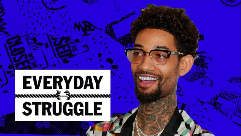 PnB Rock Talks 'TrapStar Turnt PopStar' Album, Label Issues & Evolving with Fame | Everyday Struggle