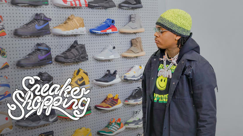 Gunna Goes Sneaker Shopping With Complex | Sneaker Shopping