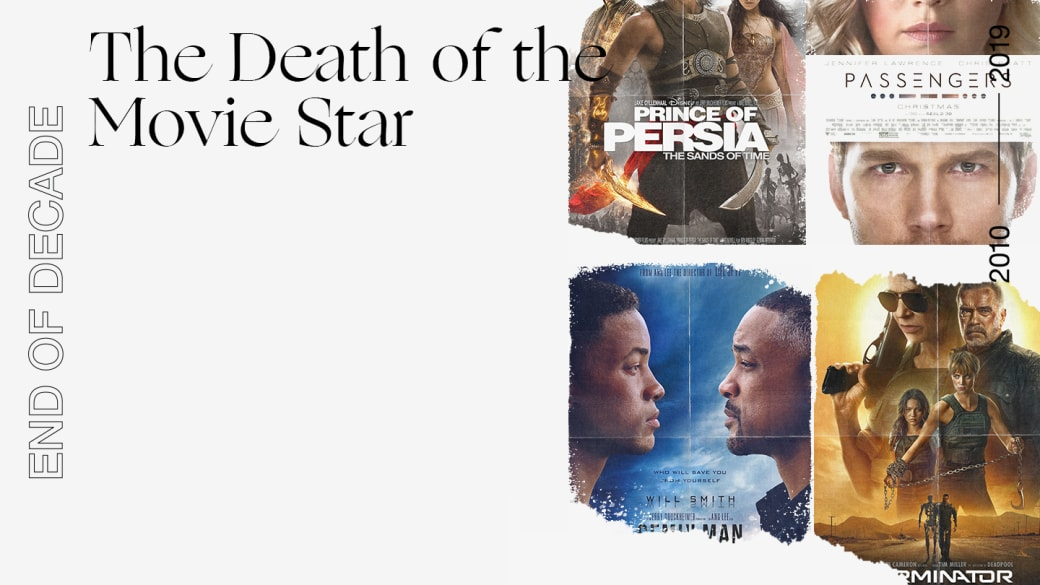 The Death of the Movie Star