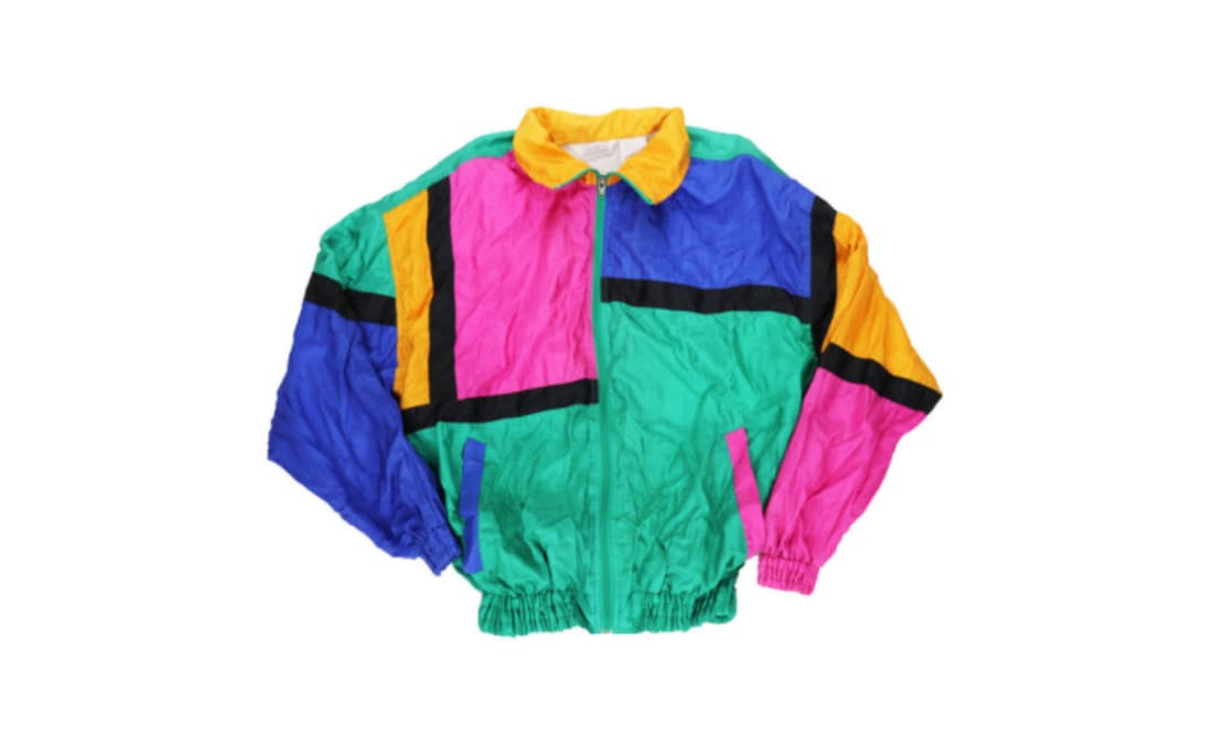 90-greatest-90s-fashion-neon-windbreaker