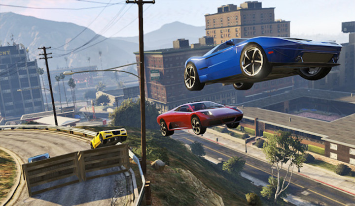 Self-Driving Cars Are Getting Driving Lessons from 'GTA V' | Complex