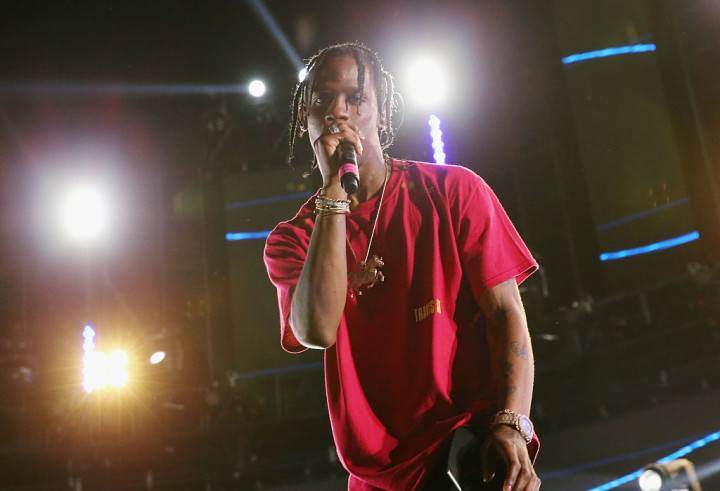 "Travi$ Scott annouces the release date for ""Birds in the Trap Sing McKnight."""