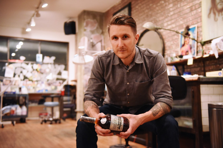 Scott Campbell Hennessy V.S Limited Edition artist series
