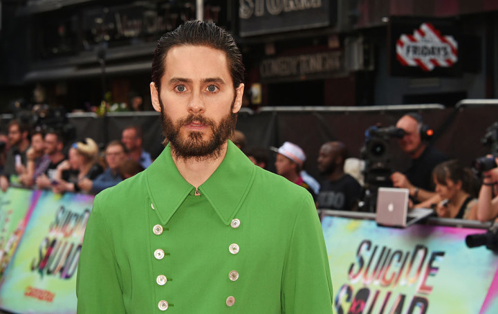 Jared Leto Suicide Squad Gucci Coat