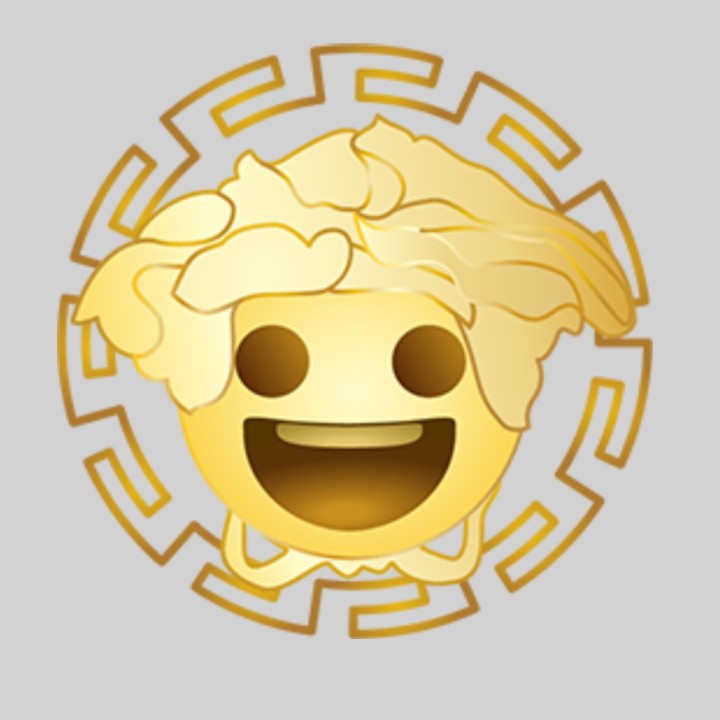 61cda2b9 Versace wants to give your digital language some style with a new set of  designer emojis. Following Donatella Versace's recent collection of emoji-inspired  ...