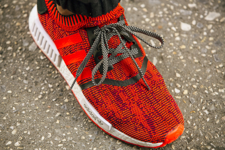 save off b71f1 7ecb8 Adidas NMD PK Red Apple | Complex
