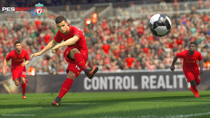 Review: Pro Evolution Soccer 2017 Has Made a Pretty Strong Case for