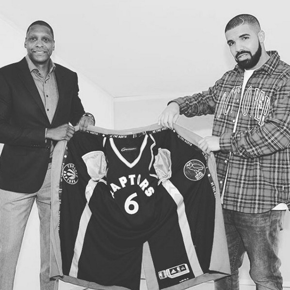 drake's raptors custom jacket