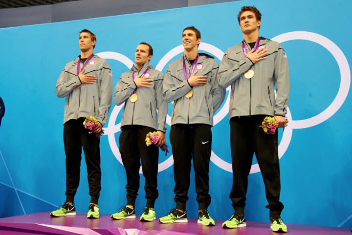 Michael Phelps Nike Flyknit