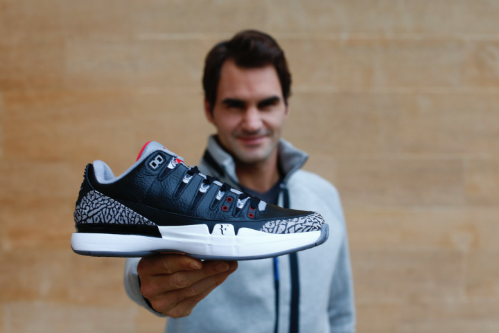 best supplier fast delivery speical offer Even Roger Federer Can't Get Every Nike Sneaker He Wants ...