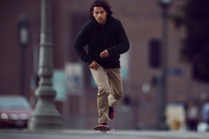 Paul Rodriguez Skating