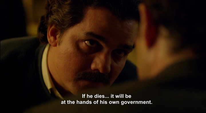 Pablo Escobar's Most Savage Moments on 'Narcos'   Complex