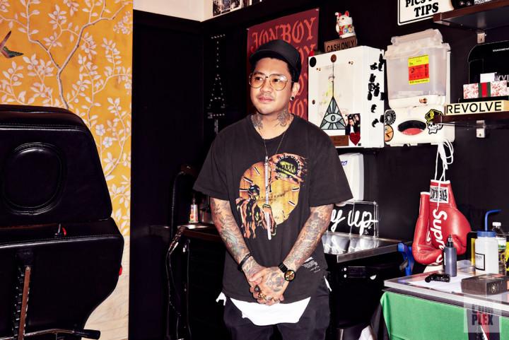 6 Best Tattoo Artists Jon Boy