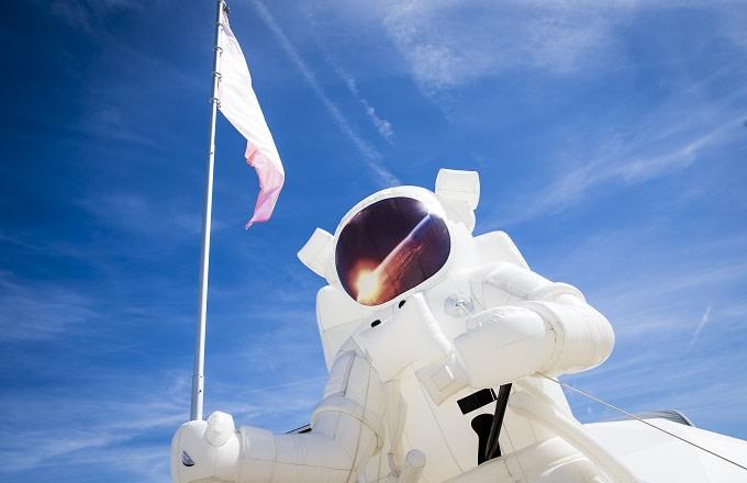 WECANDANCE - Astronaut