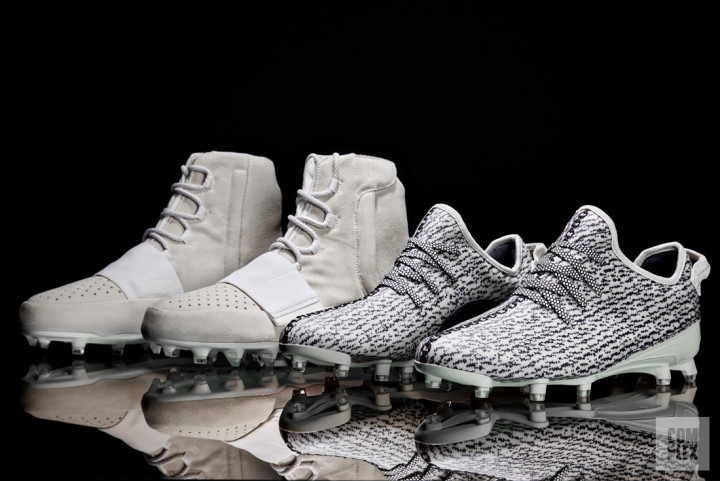 new styles ebced 32b94 Exclusive: A Complete Look at Adidas' Yeezy Cleats | Complex