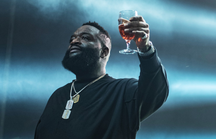 Rick Ross at ComplexCon Chicago