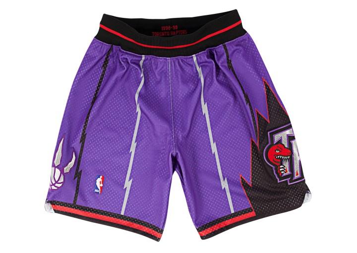 Mitchell & Ness basketball shorts