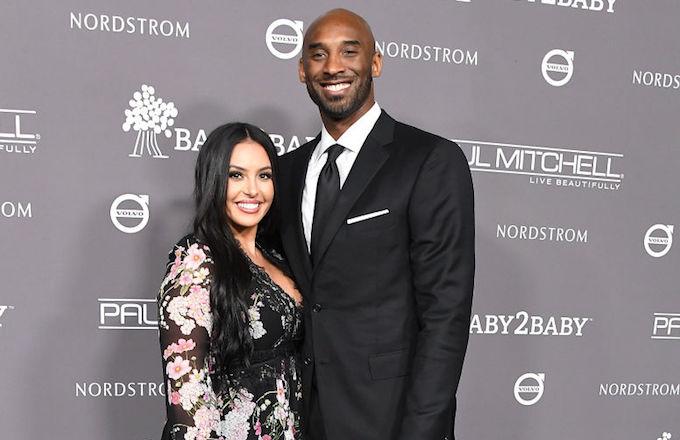 Kobe Bryant new baby