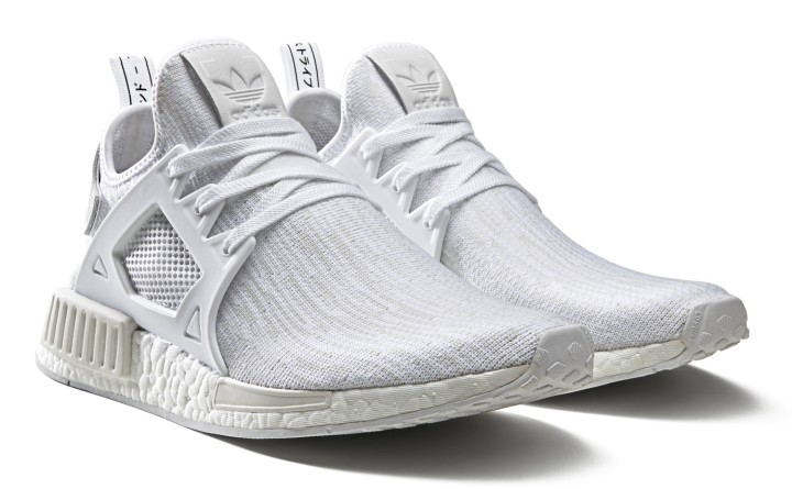 new product 1f2fd 19003 Triple White Adidas NMD XR1 | Complex