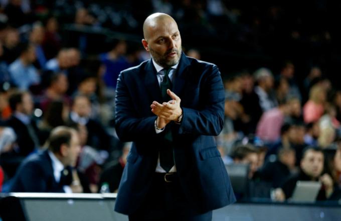 Aleksandar Sasha Djordjevic, Head Coach of Panathinaikos Athen