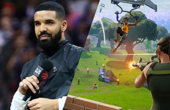 Fortnite Drake