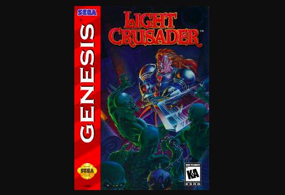 best-sega-genesis-light-crusader
