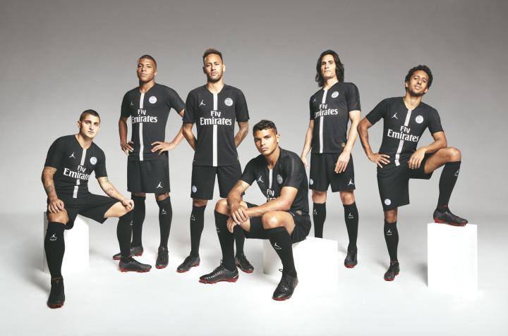 meilleur site web 5b444 a7f00 Jordan Brand and Paris Saint-Germain Unveil a Groundbreaking ...