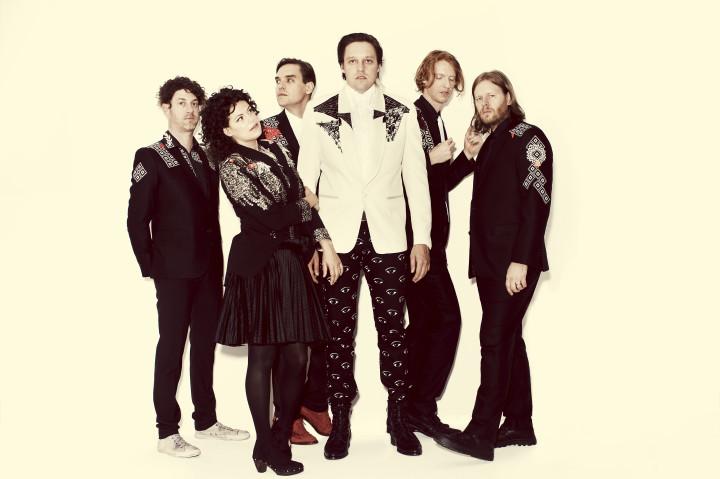 Arcade Fire press photo