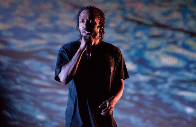 Kendrick Lamar no albums