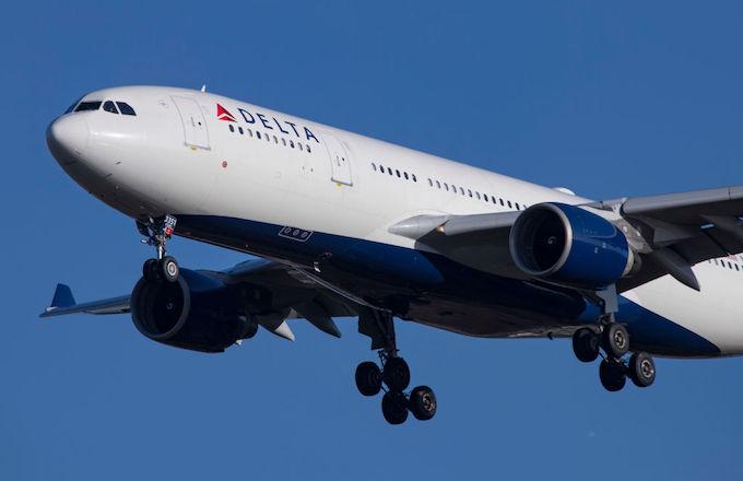 Delta dad flights