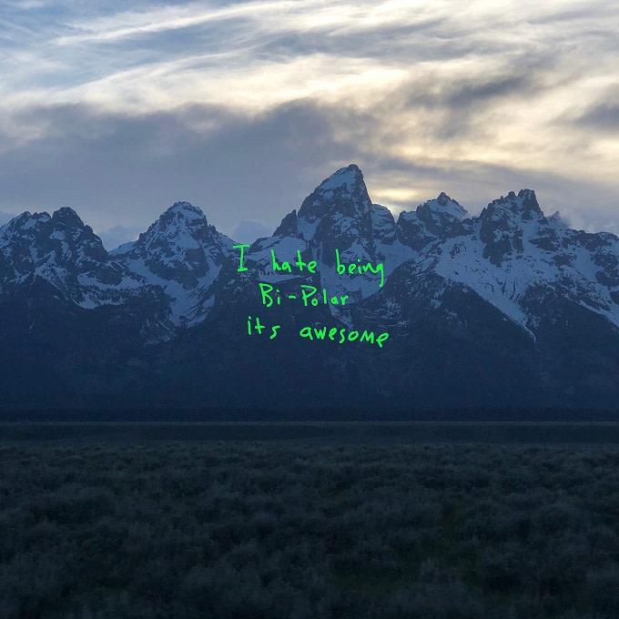 Kanye West - 'Ye'