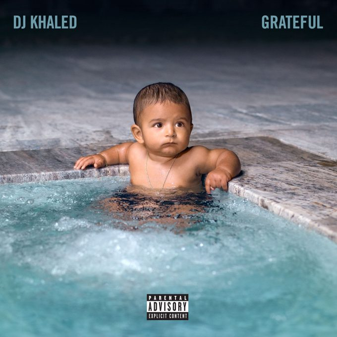 DJ Khaled 'Grateful' cover
