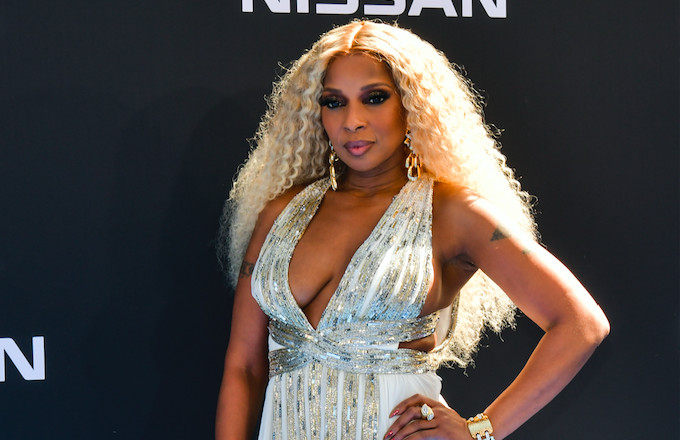 Image result for Mary J. Blige Reportedly Owes Over $1 Million in Back Taxes