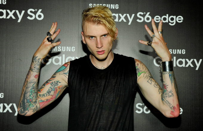 Machine Gun Kelly Fires One More Shot At Eminem To Close Out The