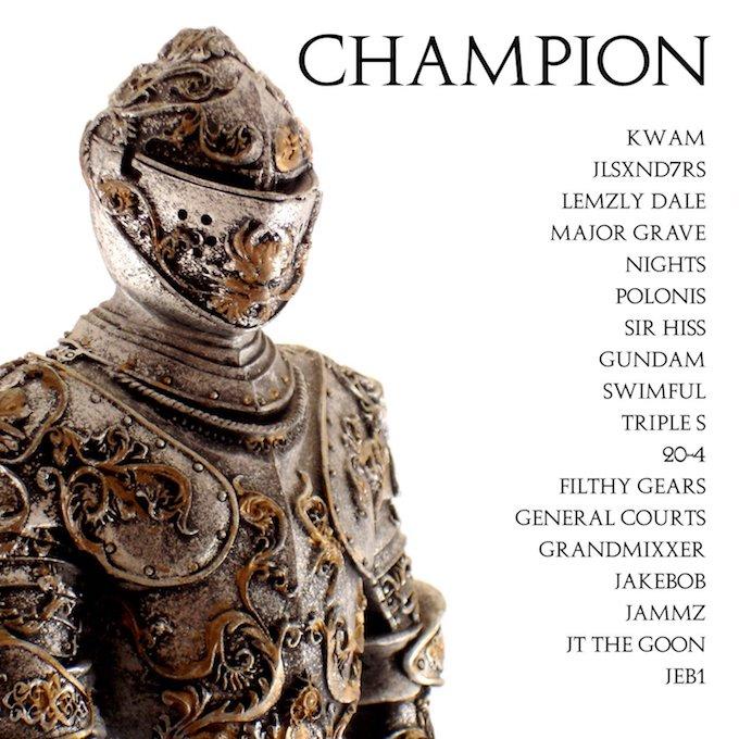 V/A - 'Champion' comp