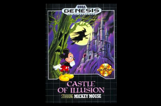 best-sega-genesis-castle-illusion-mickey-mouse