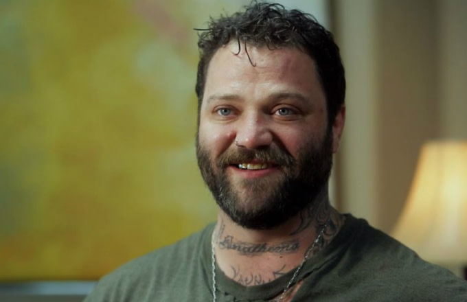 Photos Surface Of Bam Margera Brazenly Urinating In Public During
