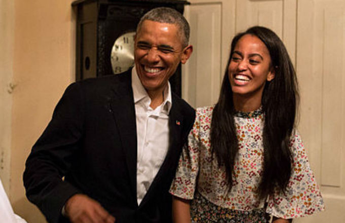 Malia Obama Reportedly Attends Party Shut Down by Police on