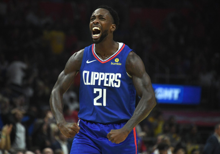 Patrick Beverley Lakers Clippers October 2019