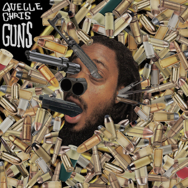 Quelle Chris Guns cover