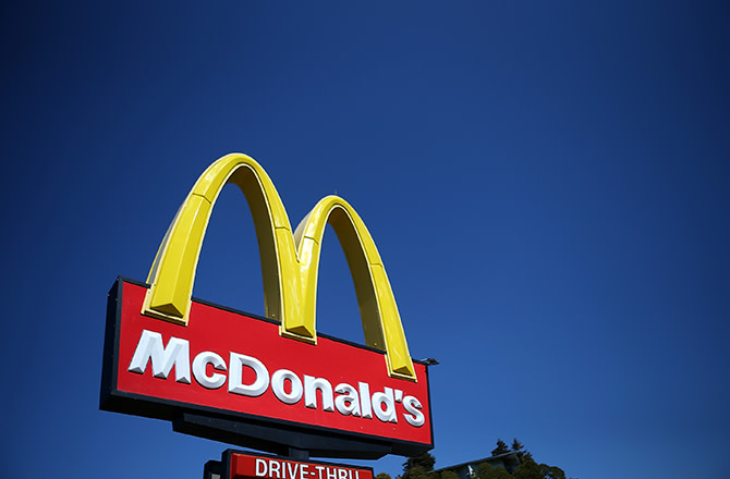 This is a photo of McDonalds.