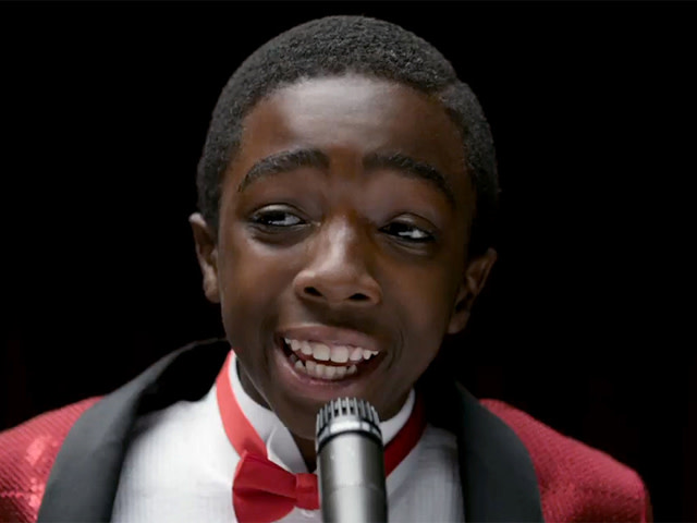 Caleb McLaughlin, 'The New Edition Story'