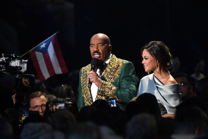 Steve Harvey Show 2020 Episodes.Steve Harvey Apparently Made Another Mistake At Miss