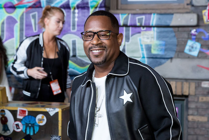 This is a picture of Martin Lawrence.