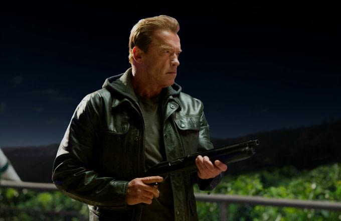 Arnold Schwarzenegger in another damn 'Terminator' movie