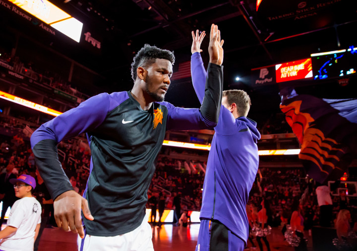 Deandre Ayton Suns Kings 2019