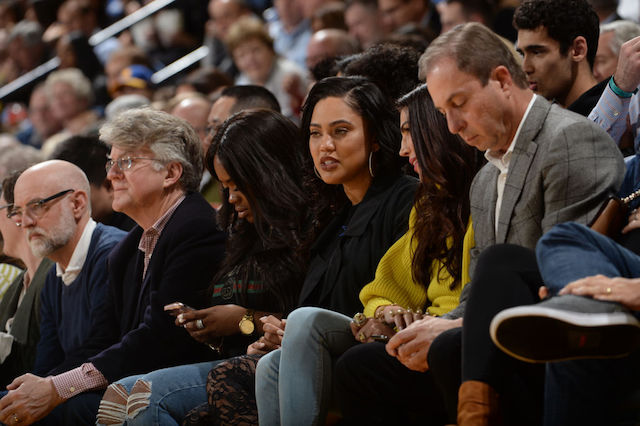 This is a picture of Ayesha Curry.