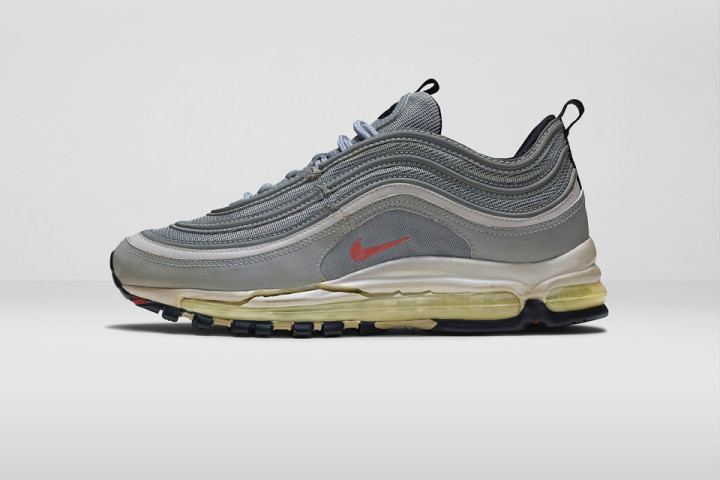 nouveau style 5ceb4 bba69 Air Max 97 History: 20 Things You Didn't't Know About the ...